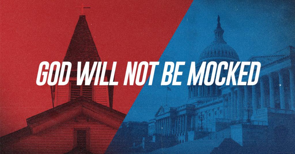 God Will NOT Be Mocked | Salt Lake Christian Center