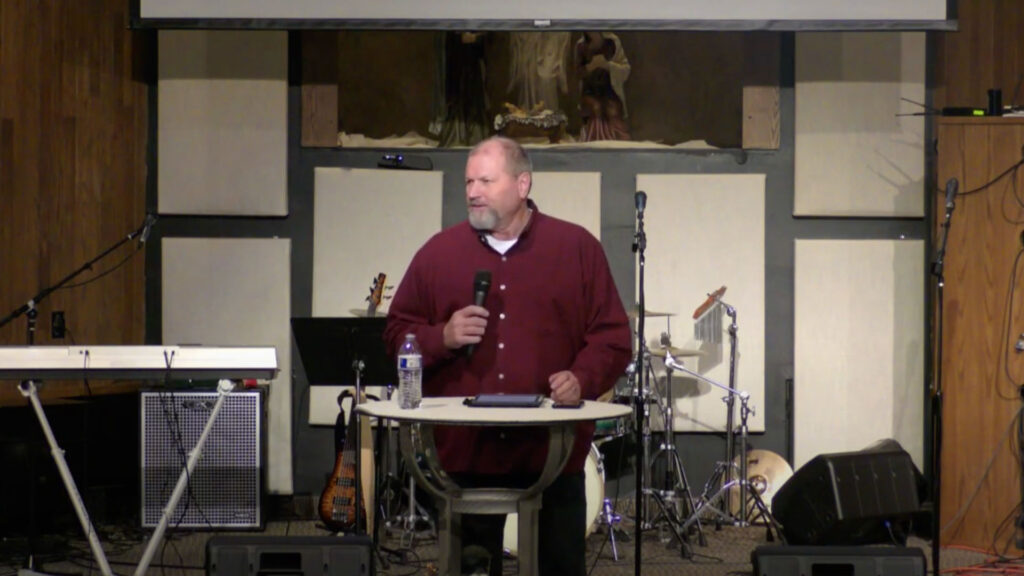 Darkness to Light by Pastor Ray Smith